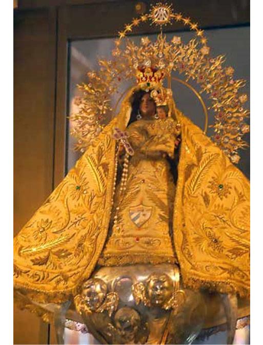 Imagen de Nuestra Señora de La Caridad del Cobre
