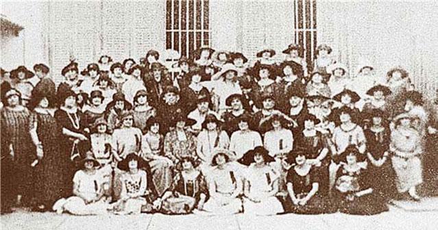 Primer Congreso Nacional de Mujeres (1923).
