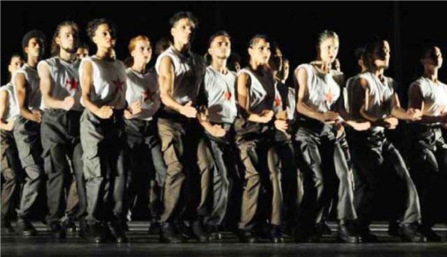 Danza Contemporánea de Cuba en la obra Matria Etnocentra.