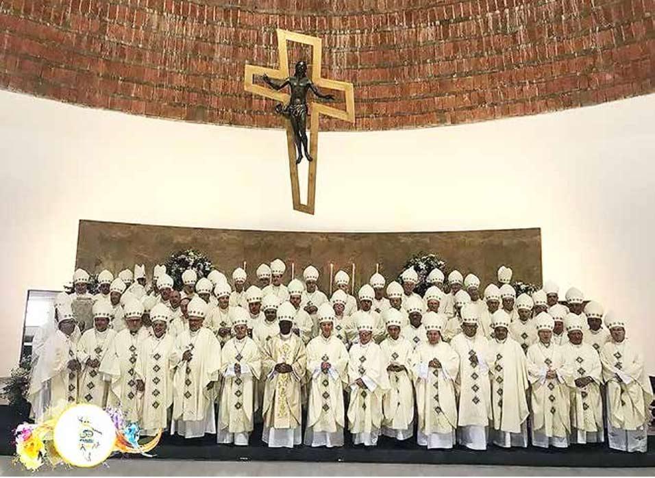 Segunda Conferencia General del Episcopado Latinoamericano, Medellín, 1968.