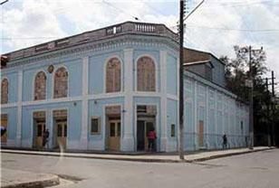 El Teatro Iriondo en la actualidad.